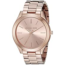 Michael Kors MK3197 Womens Slim Runway Wrist Watches