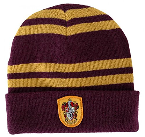 elope Harry Potter Officially Licensed Hogwarts House Beanie – DiZiSports Store