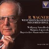 Richard Wagner: Wesendonck-Lieder und Siegfried-Idyll - Recorded live at the Singer's Hall of Neuschwanstein Castle