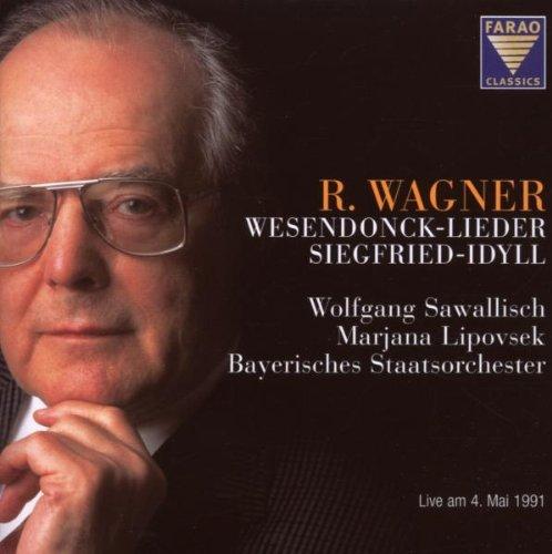 Richard Wagner: Wesendonck-Lieder und Siegfried-Idyll - Recorded live at the Singer's Hall of Neuschwanstein Castle by Farao Classics