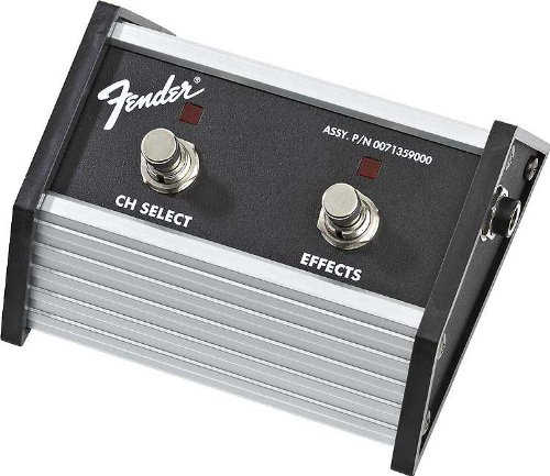 Fender FM65DSP and Super-Champ XD Footswitch 11787