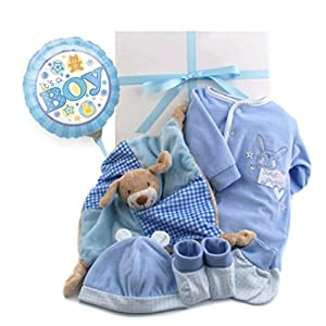 Baby Boy Gifts - Send the Sweet Dreams Gift Set to Celebrate the ...