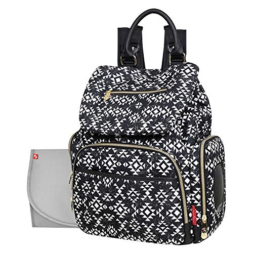 Fisher-Price Shiloh Diaper Bag Backpack