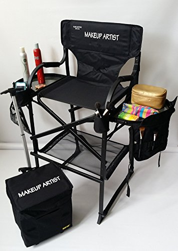 MU2R Unique Tuscany Pro Makeup / Hair Chair New Arrival-high Quality Product--25'' Seat Height by TUSCANY