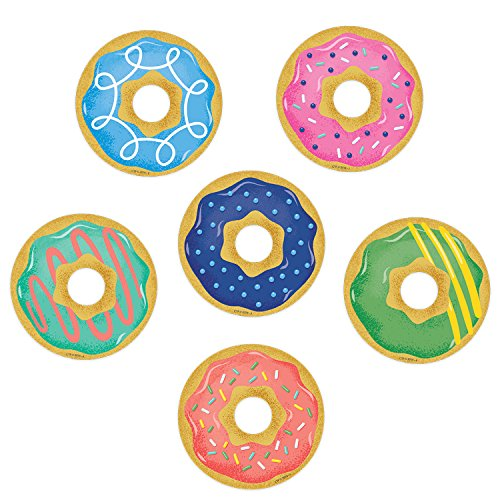 Creative Teaching Press Mid Century Mod Donuts 3