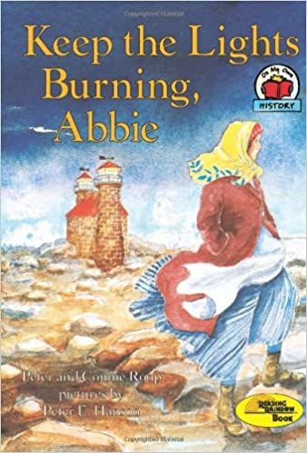 Book Keep the Lights Burning, Abbie: Abbie Burgess (On My Own History)