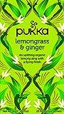 Lemongrass & Ginger Herbal Tea Bags – Organic & Fair Lemongrass, Ginger Root and Licorice Root Review