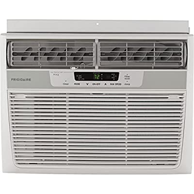 Frigidaire FFRA1222R1 12000 BTU 115-volt Window-Mounted Compact Air Conditioner with Remote Control