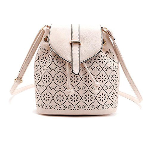 Leather Kelly Purse Handbag (Women Large Shoulder Bag Handbag Cross-body Bags Cheap Colors for Girl by TOPUNDER ZW)