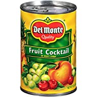 Del Monte Fruit Cocktail 15.25 oz (Pack of 12)