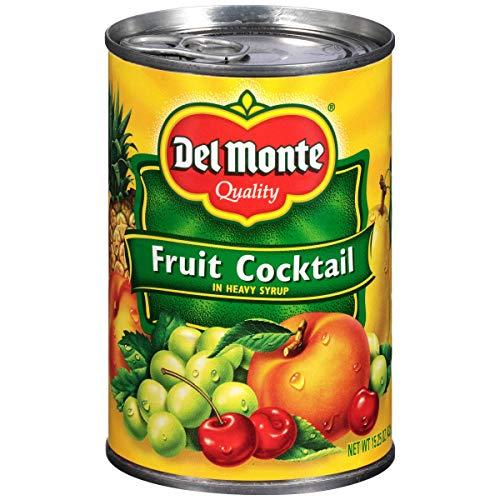 (Del Monte Fruit Cocktail 15.25 oz (Pack of 12) )
