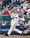 Autographed Evan Gattis Photo - 8x10 - Autographed MLB Photos