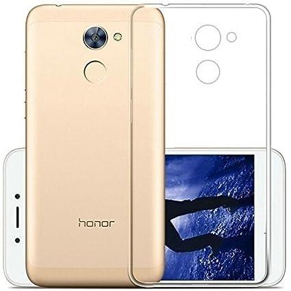 brand new 126e9 7f75e LOFAD CASE Back Cover for Huawei Honor Holly 4 Plus(Transparent)