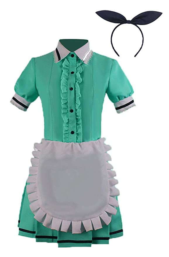 1950s Costumes- Poodle Skirts, Grease, Monroe, Pin Up, I Love Lucy Wish Costume Shop Blend-S Anime Uniforms Cosplay Costumes Full Set $45.48 AT vintagedancer.com