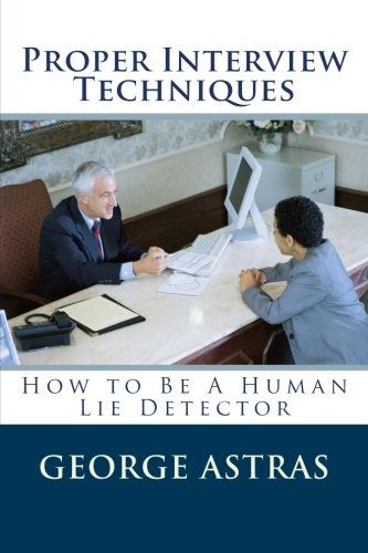 Proper Interview Techniques Human Detector product image