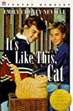 img - for It's Like This, Cat by Emily Cheney Neville (1996-01-01) book / textbook / text book