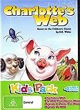 Rugrats Go Wild / Rugrats In Paris / Charlottes Web DVD