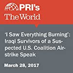 'I Saw Everything Burning': Iraqi Survivors of a Suspected U.S. Coalition Airstrike Speak   Richard Hall