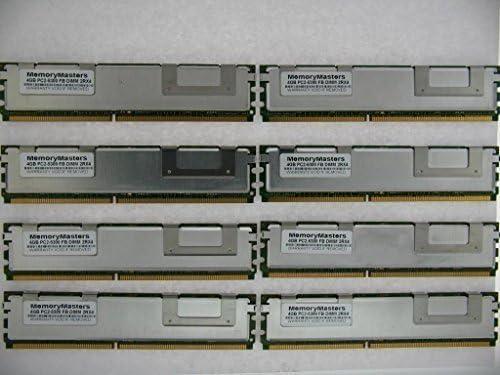 32GB 4x8GB PC2 5300F ECC Dell Precision 690 490 T5400 SC1430 Memory