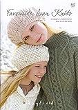 Sirdar Knitting Pattern Book - Favorite Aran Knits