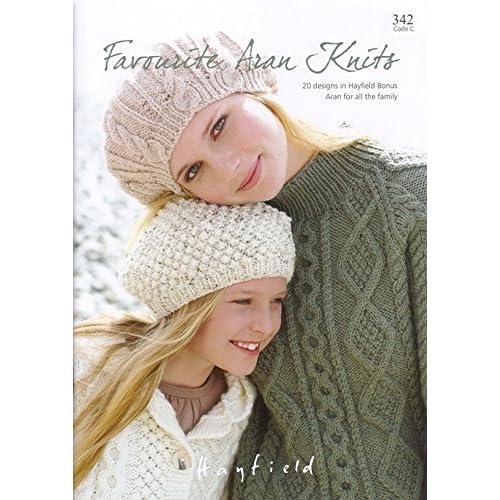 Aran Sweater Knitting Patterns Amazon