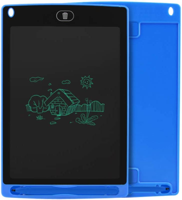Ultra Thin LCD Writing PAD 8.5 INCH Tablet Blue
