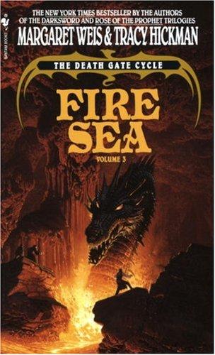 Fire Sea (The Death Gate Cycle, Vol. 3)