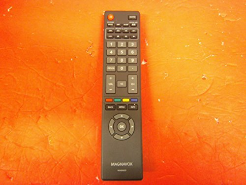 MAGNAVOX 39ME313V/F7, 55ME314V, 50ME314V, 40ME314V, 40ME324V, 32ME304V, 28ME304V NH404UD TV REMOTE CONTROL SOME SCRATCHES