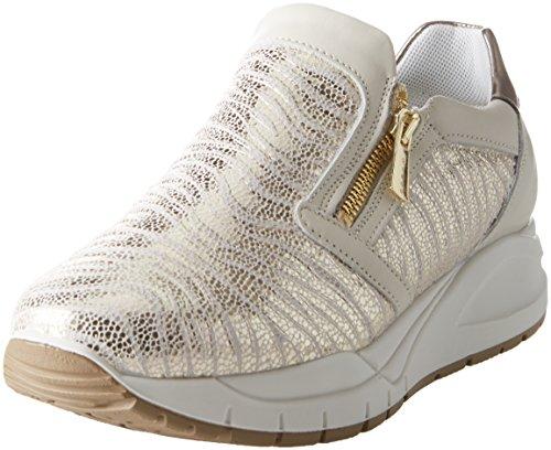 Igv & Co Damen Dsa 11566 Sneaker Grijs (taupe)