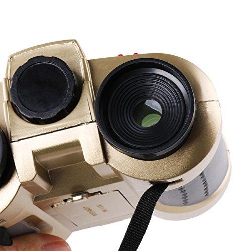 Freebily 4x30 Night Scope Binoculars Telescope with Pop-up Spotlight Fun Cool Toy Gift for Kids Boys Girls by Freebily (Image #6)