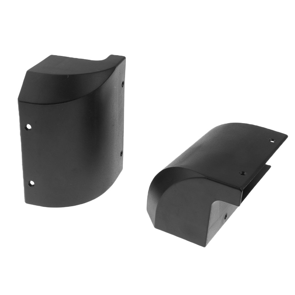 Homyl Brand New 2 Pieces Air Ice Hockey Table Edge / Table Corner Side Protector Foosball