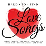 Hard to Find Love Songs