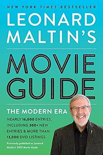 amazon com leonard maltin s movie guide the modern era previously rh amazon com leonard maltin movie guide complete online leonard maltin movie guide 2017