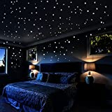 Glow In The Dark Stars Wall Stickers, 730 Review and Comparison