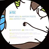 Bart Skils & Anton Pieete Aka District One - Handsome / One 2 One - 100% Pure - PURE 045