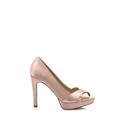Mare Salón Puntera En Para MujerAbiertos Maria Zapatos De La Pk08nNwOX