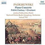 Paderewski: Piano Concerto / Polish Fantasy / Overture