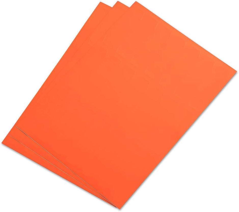 Format 26 x 88 mm selbstklebend 2.100 St/ück//Packung MAYSPIES Regal-Haken-Etiketten wei/ß matt 100 Blatt DIN A4