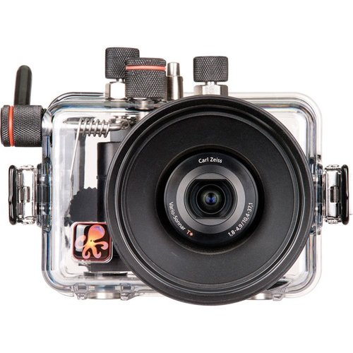 Ikelite 6116.10 Underwater Camera Housing, Clear by Ikelite