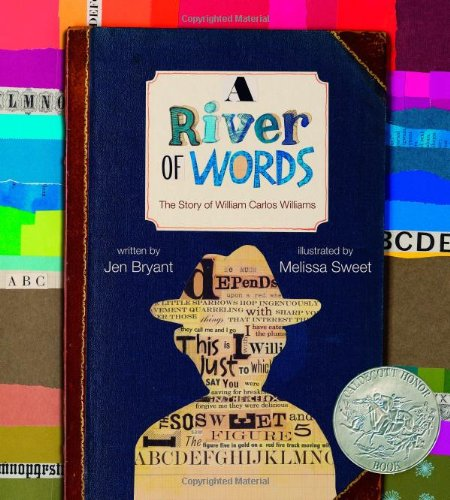 A River of Words: The Story of William Carlos Williams by Eerdmans Books for Young Readers