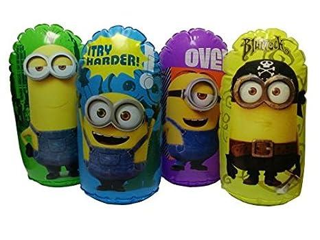 Mini Despicable Me Minion Bop Bolsa varios colores 33 cm: Amazon ...