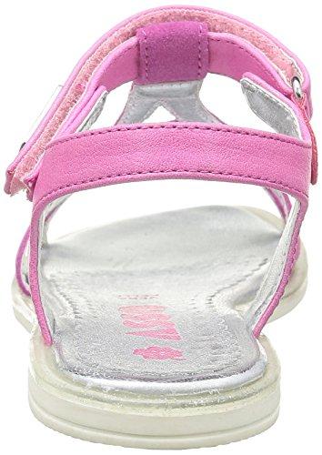 Asso 40740 Mädchen Sandalen Pink - Rose (Fuxia)