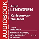 Karlsson on the Roof by Astrid Lindgren front cover