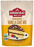 Cheap Arrowhead Mills Organic Vanilla Cake Mix, 18.2 oz. Bag (Pack of 6)