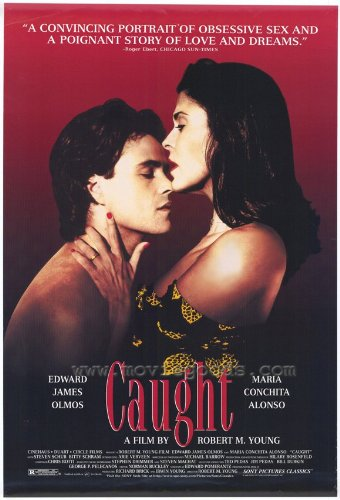 Amazon.com: Caught Poster (27 x 40 Edward James Olmos Maria ...