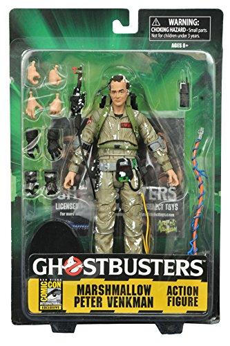 SDCC 2016 Exclusive Ghostbusters Peter Venkman Diamond Select Figure