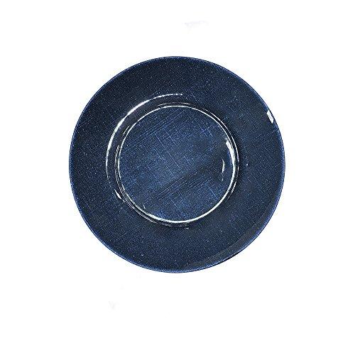 Sousplat IVV linha Kerala Azul 34 cm - Cada