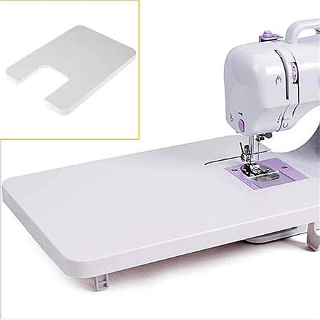 Amazing máquina de Coser Piezas de extensión Tabla de plástico ...