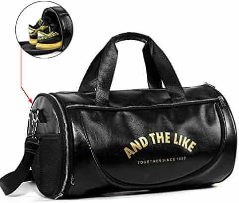 25f56b095afb Shopping Blacks - Leather - Gym Bags - Luggage & Travel Gear ...