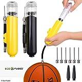 Best Wilson-basketball-balls - 2x Ball Pump - Super Compact - Dual Review